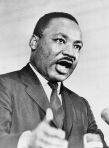 Martin Luther King Jr. – Man of peace but no pushover